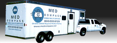 Med Compass mobile unit